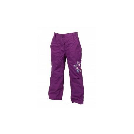 Dětské kalhoty s podšívkou vel. 92