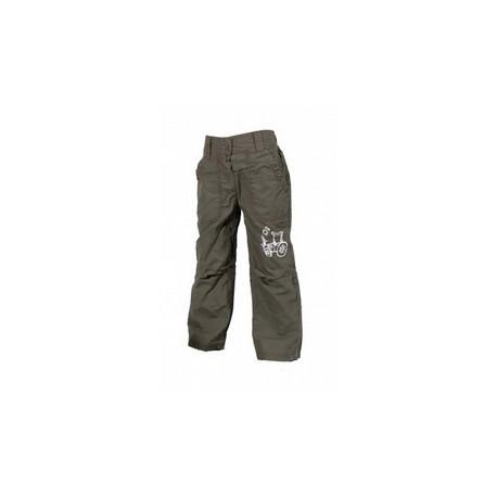 Dětské kalhoty s podšívkou vel. 98
